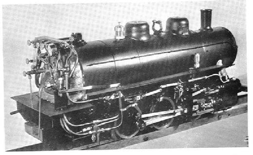 H.J. Coventry live steam 0-6-0 switcher Friends Models Yankee Shop