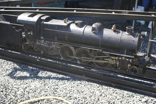 H.J. Coventry K4 4-6-2 Pacific Pennsylvania Railroad Friends Models Yankee Shop