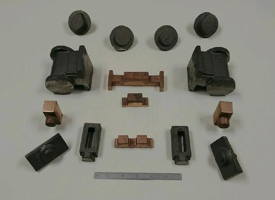 Baltimore and Ohio Lafayette live steam castings kit